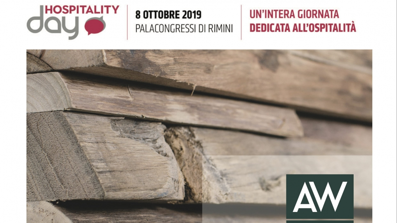 Newsletter HOSPITALITY DAY | ALL WOOD